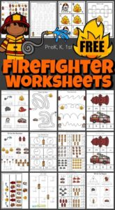 firefighter-worksheets
