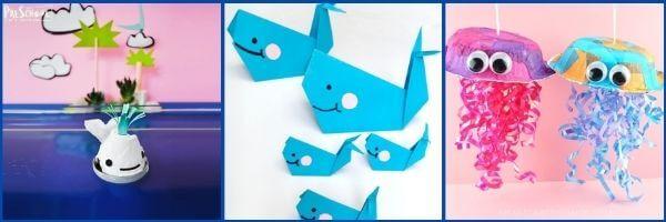 Ocean Crafts for Preschoolers