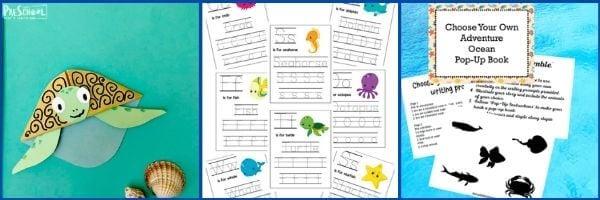 Preschool Ocean Literacy Activities
