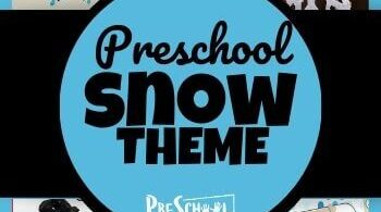 Learn all about snow with your preschooler using this Snow Preschool Theme! Your kids will love these engaging snow activities, free snow printables, and snow crafts in this preschool snow theme. These fun snow ideas are perfect for pre-k, toddler, kindergarten, and first grade students too.