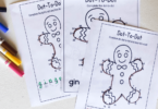 Gingerbread Man Activities for Preschoolers