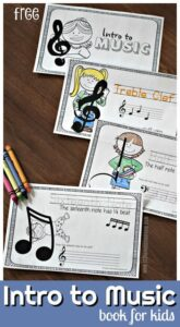 introduction to music fo rkids
