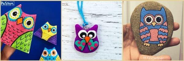 Owl Activities for Preschoolers: