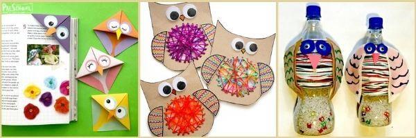 Preschool Owl Literacy Activities