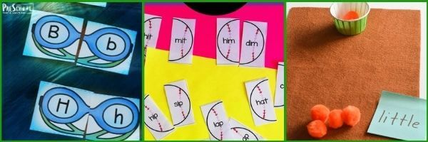 Preschool Sports Literacy Activities: