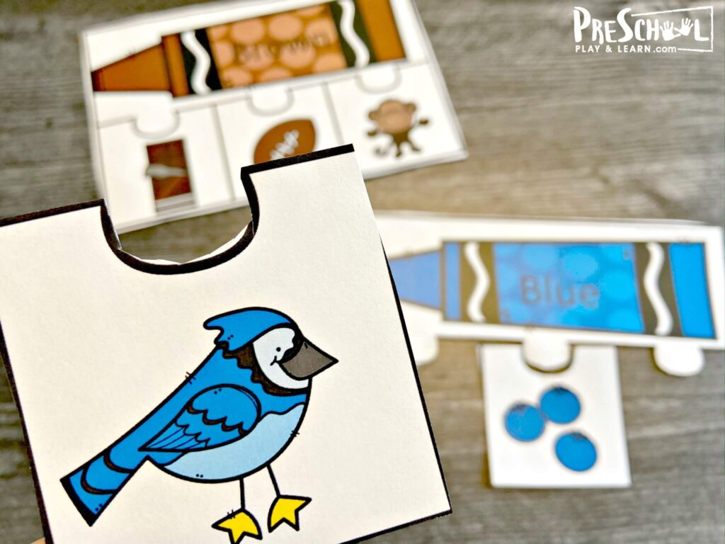 Learning Colors Printables