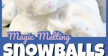 Sneak in some winter fun with this fun, educationalmelting snowballs this December or January. Thiswinter science experimenthelps toddler, preschool, pre-k, kindergarten and first grade students learn and exploresnow with a baking soda and vinegar experiment that is sure to leave a lasting impression. THiswinter activities for preschoolers is sure to be a huge hit with your children!