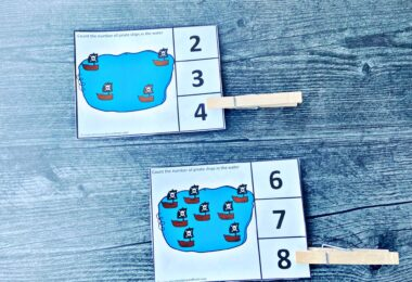 pirate counting