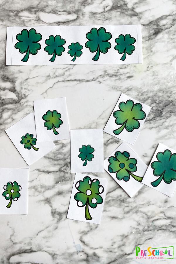 St Patrick's Day activities for preschoolers
