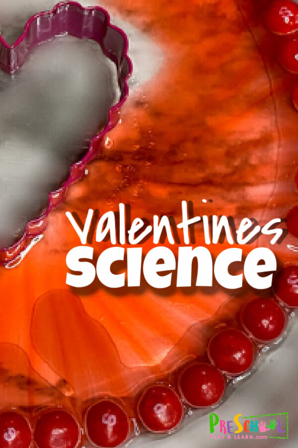 This simple valentine's day science project is super quick and easy and only requires some skittles to learn about how substances can dissolve and diffuse. This valentines day activities creates a WOW effect for young learners to help them get excited about science - exploring cause and effect, making predictions, and gaining an attitude of wonder and curiosity about things around them. Try this valentine's day activities with toddler, preschool, pre-k, kindergarten, and first grade students during February as a fun Valentines Day theme project.