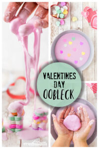 Valentines Day Science with Oobleck