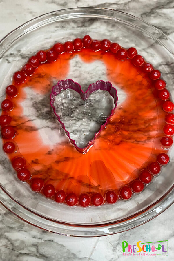 Valentine's day ideas for preschoolers
