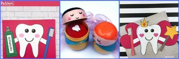 Dentist Crafts for Preschoolers