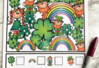 free st patrick's day printables