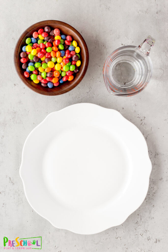 Skittles Candy Science