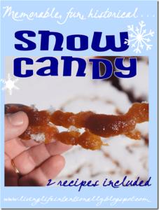 snow candy