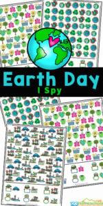 Earth Day I Spy