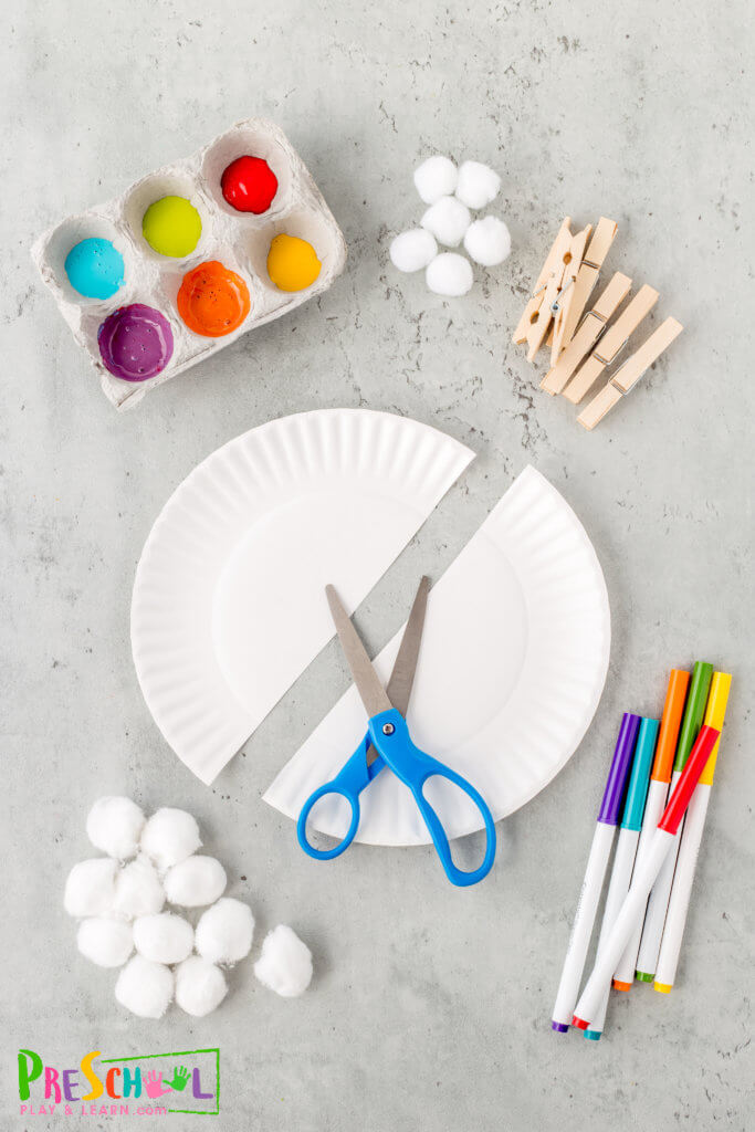 spring craft for preschoolers