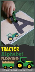 tractor worksheets