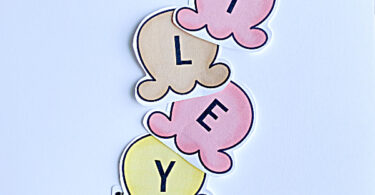 Name Crafts for Preschool