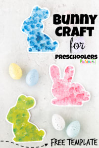 Looking for a cute, simpleBunny Craft for Preschoolers? You will love this simple spring craft for toddlers, preschoolers, and kindegartners. Use it to make fluffy bunnies for your windows or sweet Easter cards to send to family and friends. Either way, thiseaster craft for preschoolers is sure to be a hit. SImply download pdf file withbunny printable and you are ready to get crafting.