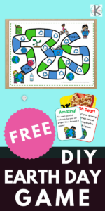 free printable earth day game