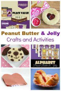 peanut butter crafts