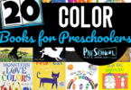 Children's books about colors are a fun way to introduce young readers to the concepts of colors and color mixing. This list of color books for preschoolers includes all kinds of stories featuring fun characters, creative stories, and brightly colored illustrations. Thesecolor picture books are perfect for toddler, preschool, pre-k, kindergarten, first grade, 2nd grade, and 3rd graders too.