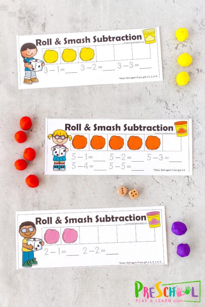 Pre-k Math Games