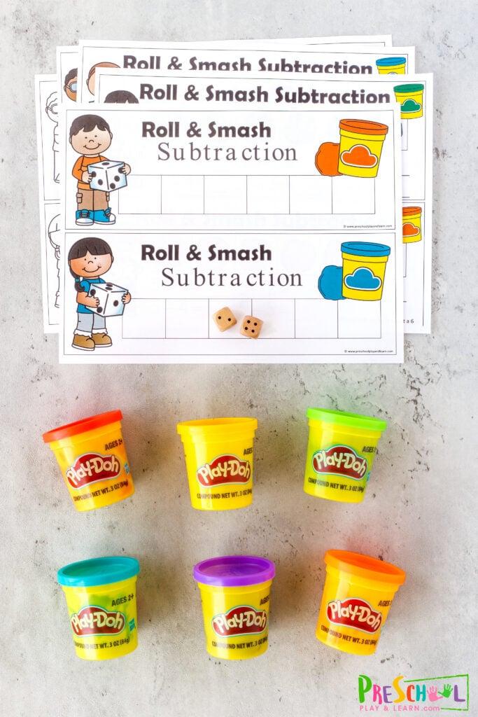 Subtraction Activities