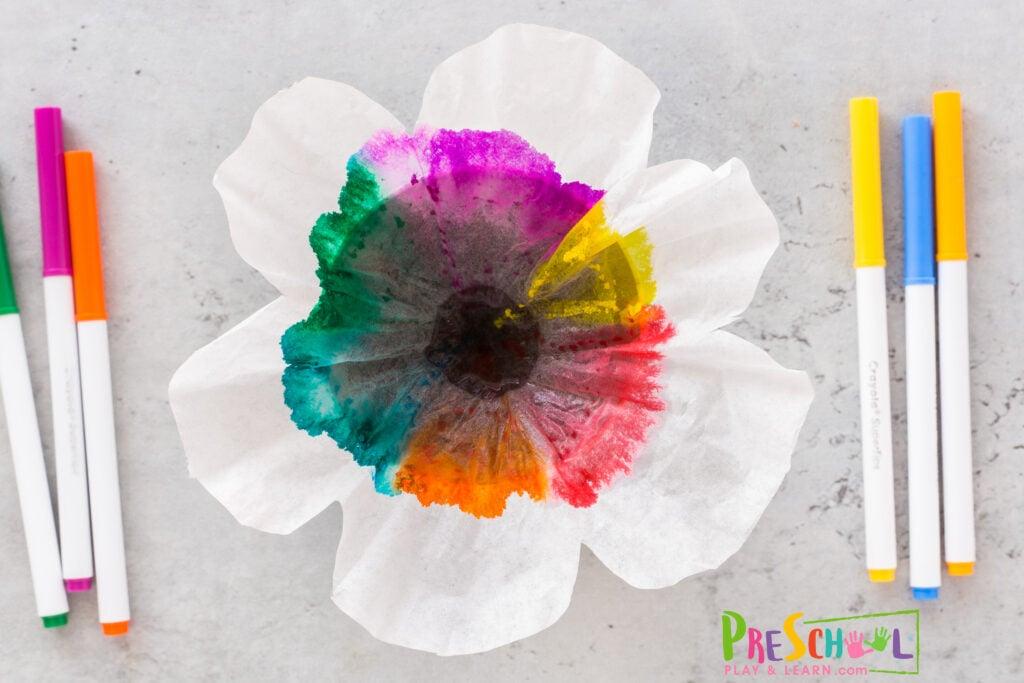 flower activities for preschoolers