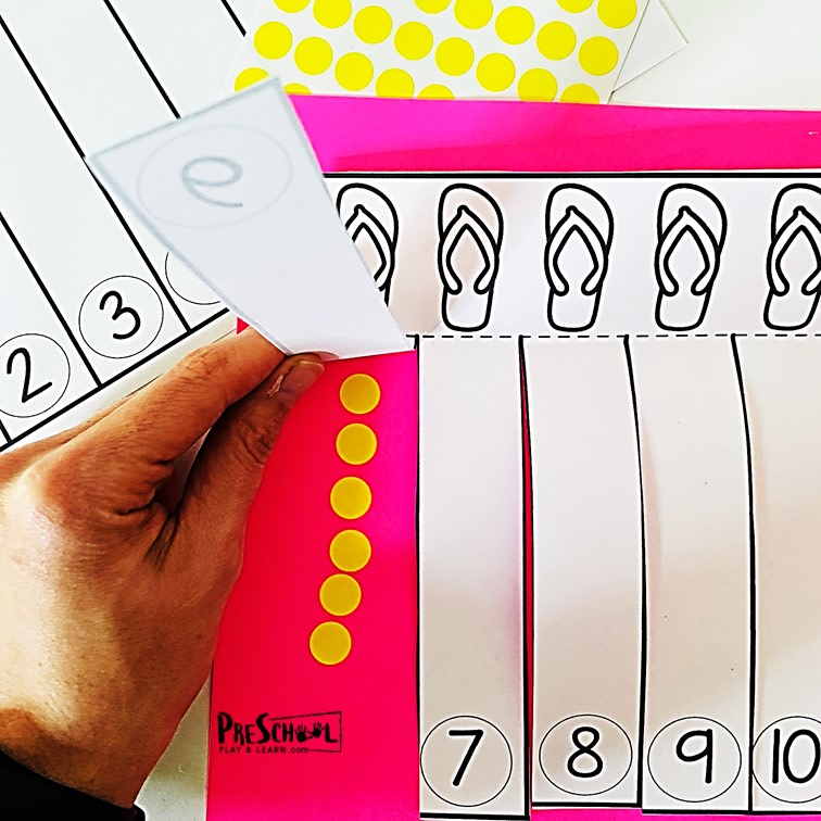 summer activity for preschoolers