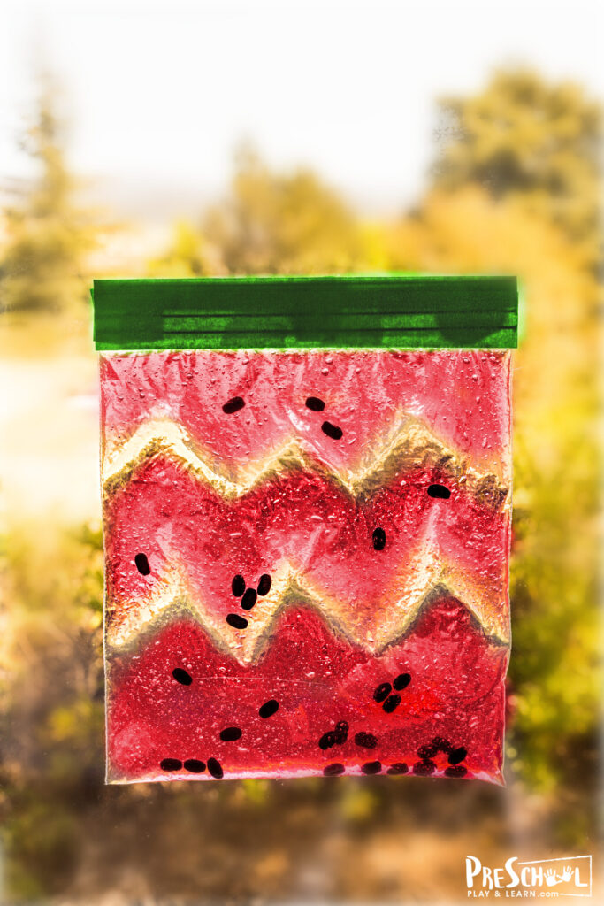 The Watermelon Seed Activities