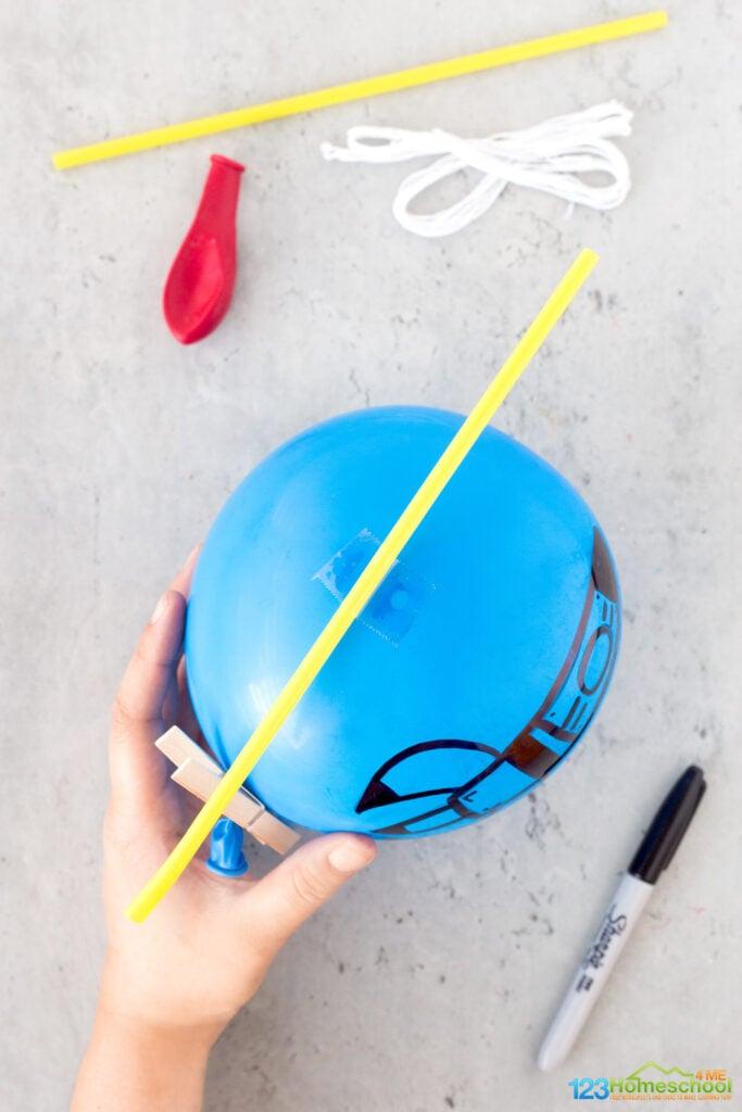 balloon science
