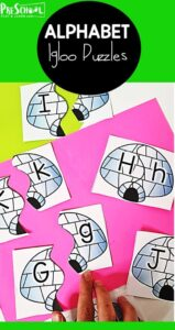 igloo letter matching