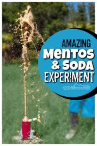 mentos and soda experiment pin