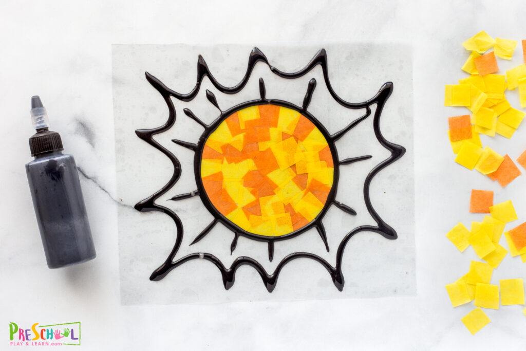 s is for sun craft