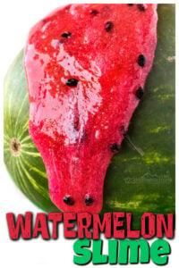 watermelon slime