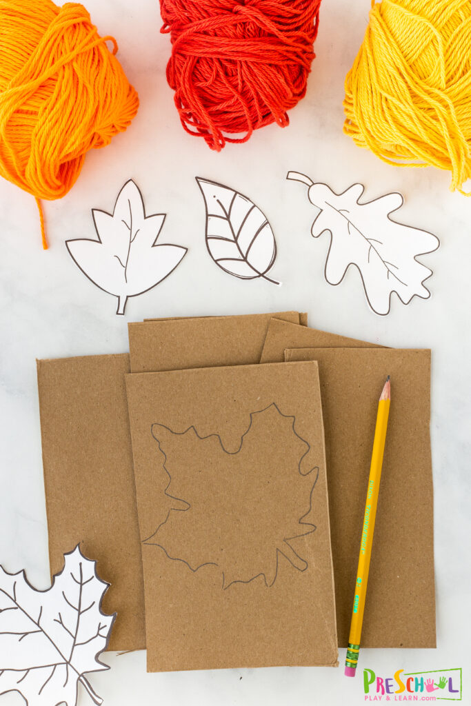 Fall Projects for Preschoolers