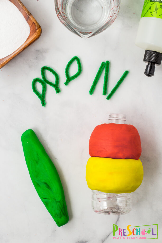 apple activity for preschool