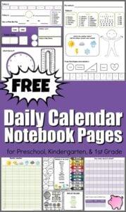 daily-calendar-notebook