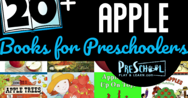 September is the filled with apple themes for young learners from toddler, preschool, pre-k, and kindergarten. As you are planning yourapple activities make sure to grab some of these fun-to-readapple books for preschoolers to round out your week. Thesepreschool apple books are sure to be a hit whiel working on early literacy too!