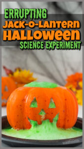 errupting Halloween Science Experiments