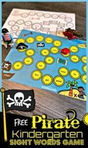 Pirate-Kindergarten-Sight-Words-Game