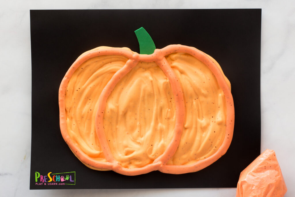 Pumpkin Crafts for preschoolers
