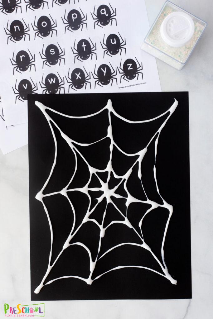 Spider activity
