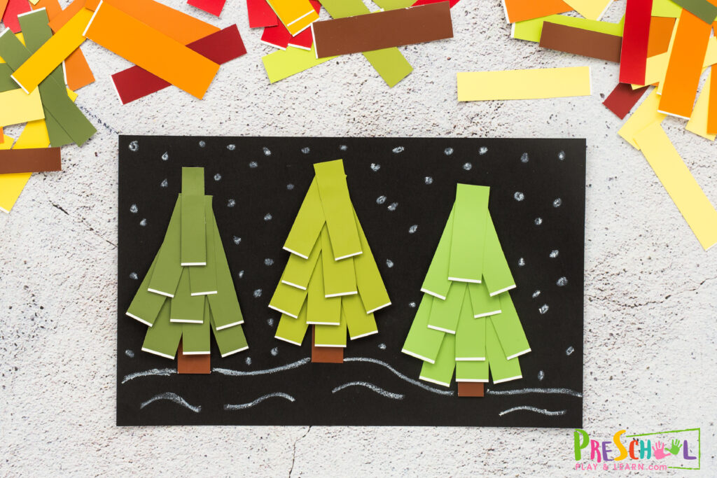 Tree craft for kids