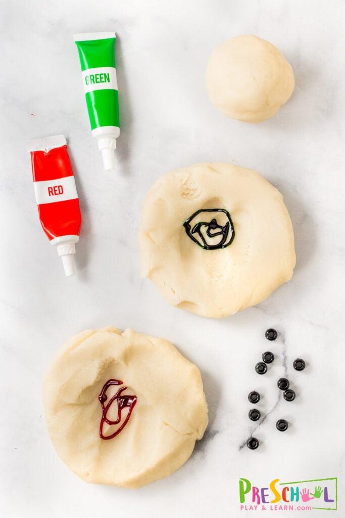 easy playdough recipe for kids