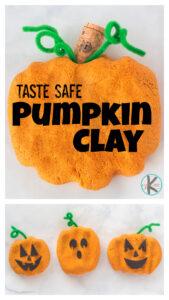 taste safe pumpkin clay